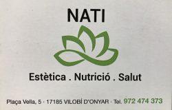 Logo Estetica Nati