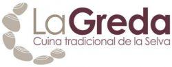 Logo restaurant La Greda