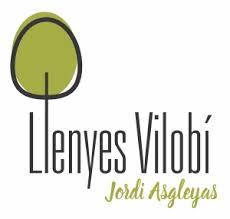 Logo Llenyes Vilobí