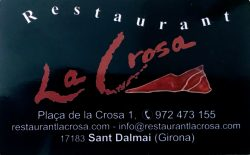 Logo Restaurant La Crosa