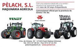 Logo Pelach Maquinaria Agricola