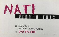 Logo Perruqueria Nati