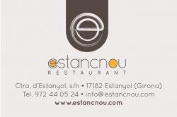 Logo Restaurant Estanc Nou
