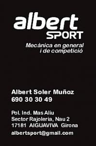 Logo Albert Sport